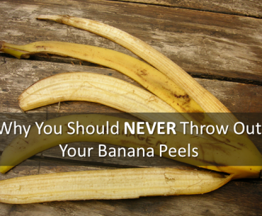 WAIT!  Why You Should NEVER Throw Out Your Banana Peels