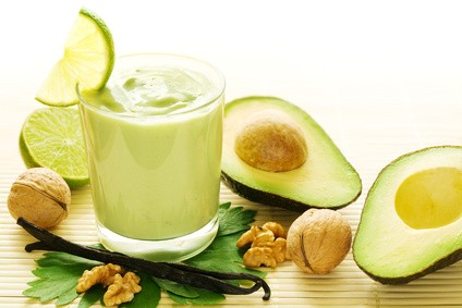 Pear Avocado Green Smoothie